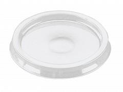 1310699D - Deksels R-pet tbv Aluminium bakjes 106 ml