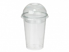188003 - Inzet RPET 120 ml tbv Drinkbekers 270 ml en 360 ml Crystal Glasses Duni