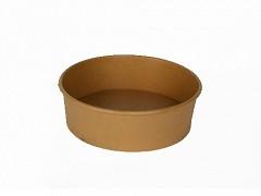 420.0006 - BIO kraft bowls 1500 cc