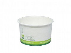 434.020 - FSC karton/PLA ijsbekers 60 ml