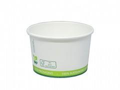434.120 - FSC karton/PLA ijsbekers 90 ml