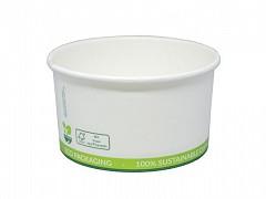 434.220 - FSC karton/PLA ijsbekers 180 ml