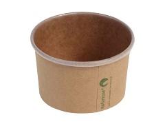 436.020 - Kraft/PLA foodcontainers 90 ml