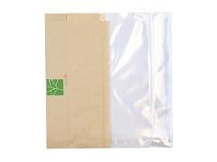 440.220 - Paperwise/PLA vensterzakken 210 + 70 x 230 mm