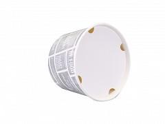 452726 - Deksels tbv papieren food buckets