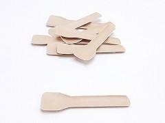 527.1055 - Papieren ijslepeltjes 9,4 cm