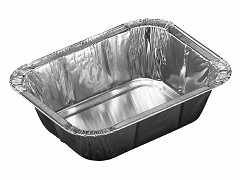 5342106 - Aluminium bakjes 450 ml