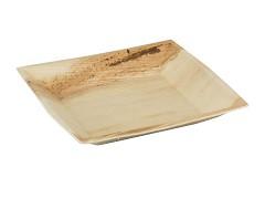801.620 - Vierkante palmblad borden 18 x 18 cm