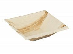 801.820 - Palmblad bakjes 16 x 16 x 4,5 cm