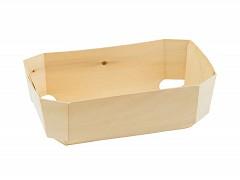 889.420 - FSC houten bakvormen 700 ml