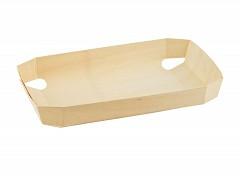 889.520 - FSC houten bakvormen 750 ml