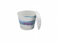 9601003 - Deksels tbv Kartonnen Buckets 3,6 ltr