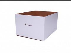 Halve Amerikaanse doos 49 x 36 x 25 cm