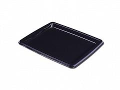 BLA93226 - Deli Platter zwart 31,5 x 25,5 cm 1-vaks
