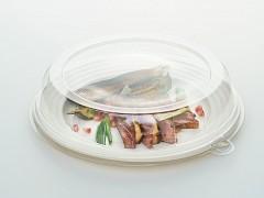 PUL2005 - Ronde suikerriet borden ø 26 cm