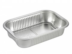 G1024 - Aluminium bakken 1025 ml Ready2cook