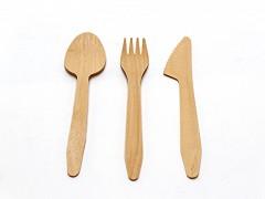 527.1041 - Houten vorken 16,5 cm
