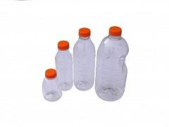 PF500 - PET flessen 500 ml