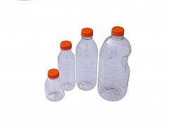 PF250 - PET flessen 250 ml
