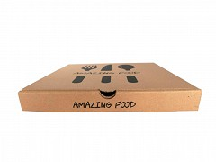 224.0014 - Pizzadoos 29 x 29 x 3 cm Amazing Food