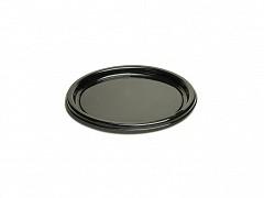Zwarte borden ø 26 cm