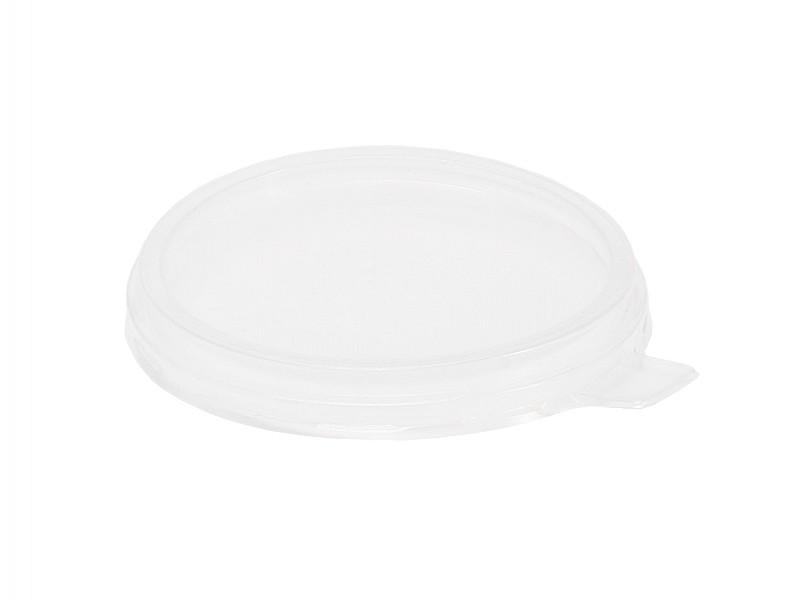 0292 - PP deksels tbv PP Soup To Go bekers 500 ml