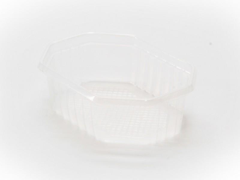 0515 - Styrolux helder klein bakje 127/R38 250 cc
