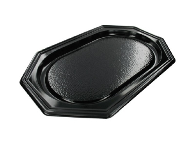 10008 - PS cateringschalen 45 x 26,5 x 2,5 cm