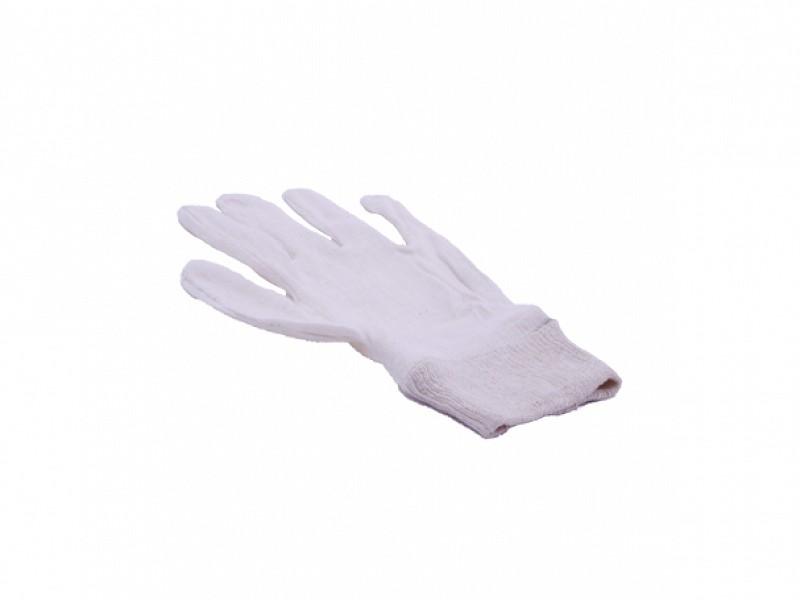 11200 - Handschoenen Tricot met boord Ecru type 025