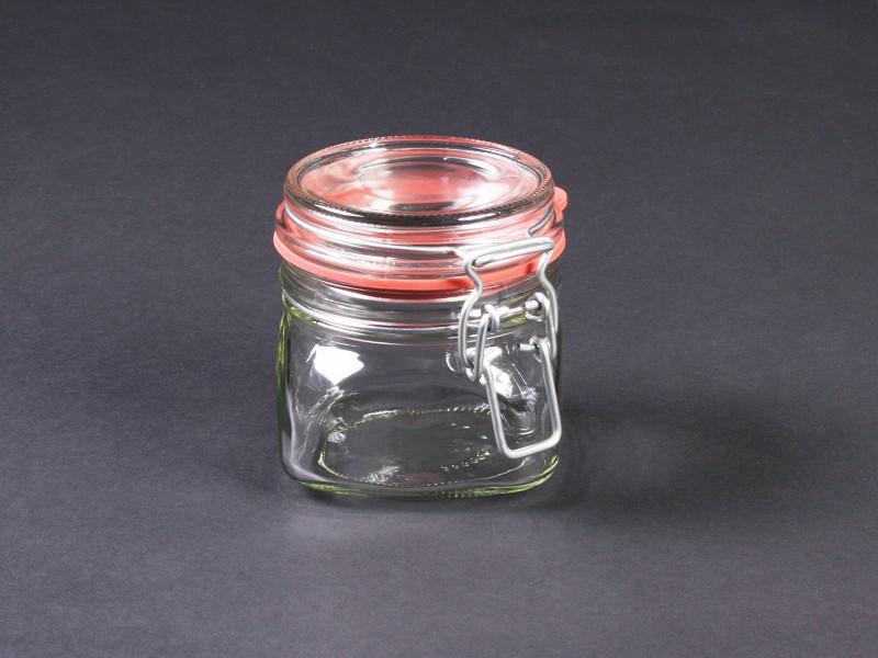 11444 - Wekpotten 314 ml met vast deksel
