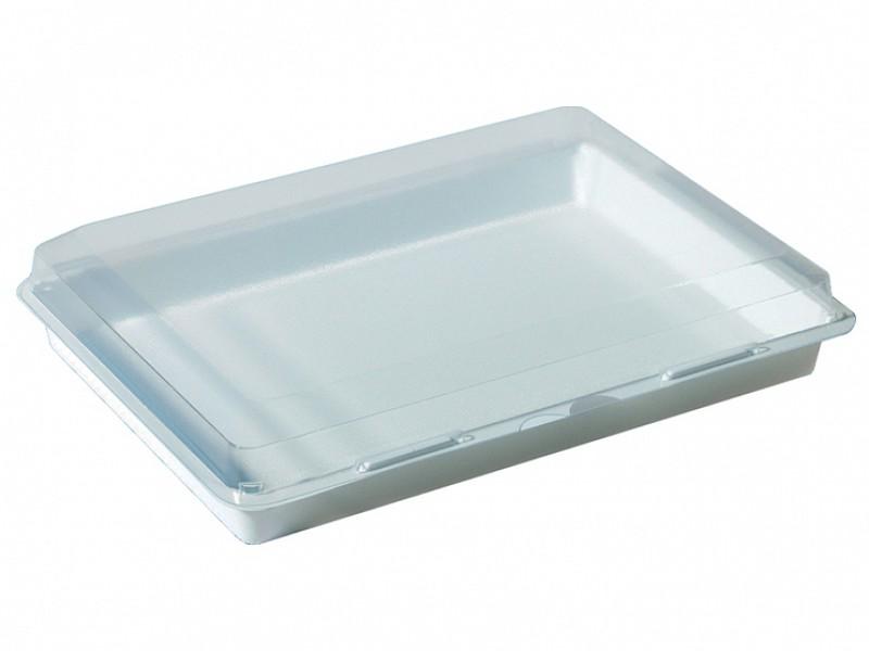 127803 - Lunch boxen 1 vaks 338 x 250 x 63 mm 1800 ml Duni