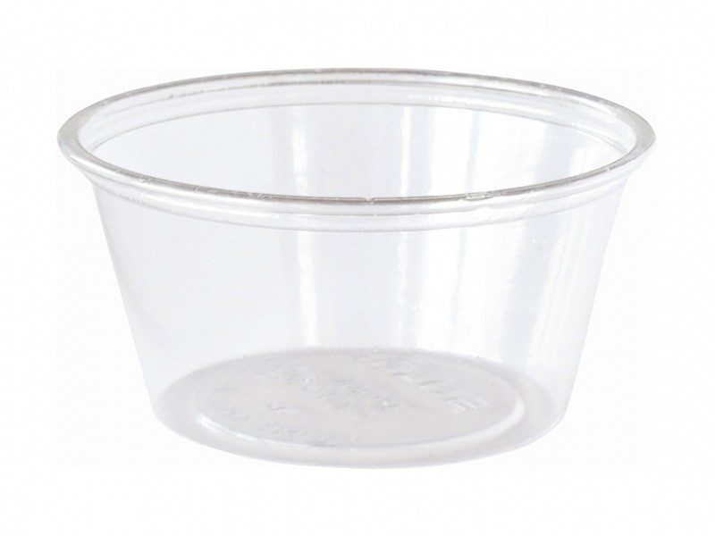 141636 - Dressing cups 60 cc Duni