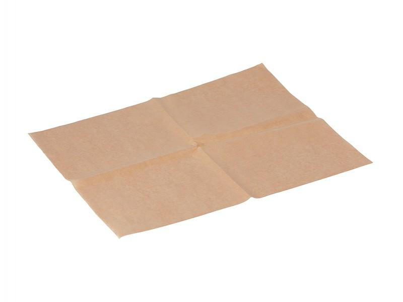 174728 - Take away inpakpapier vellen Bruin 33 x 41 cm Duni