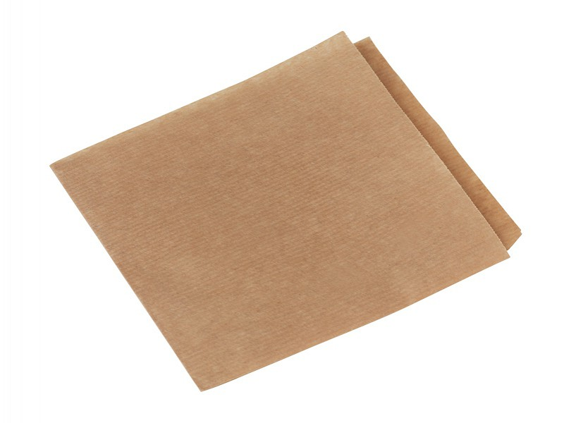 174729 - Take away sandwich zakje Bruin 16 x 16 cm Duni