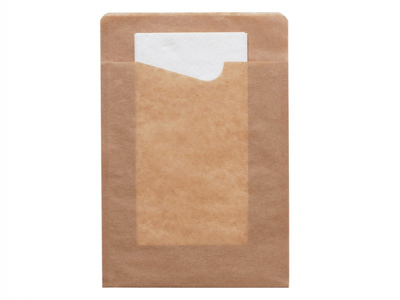 176568 - Bestekzakjes 14,3 x 21 cm Duni