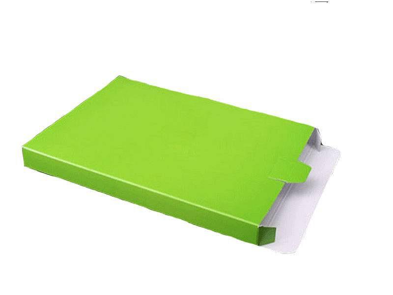 2120GR - Brievenbusdozen groen 35 x 25 x 2,8 cm