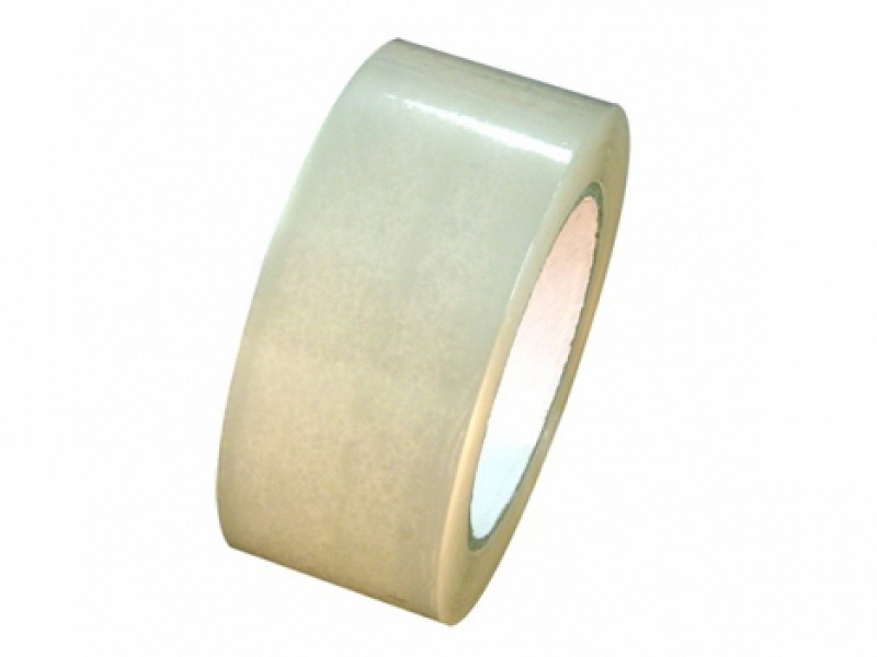 3322 - PP acryl tape 50 mm x 66 mtr (low-noise)