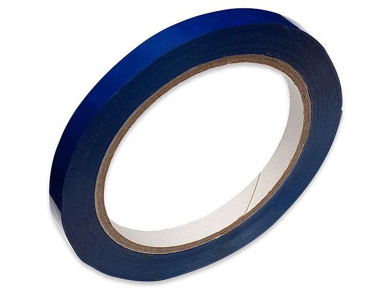 3327 - Vinyl tape blauw 9 mm x 66 mtr
