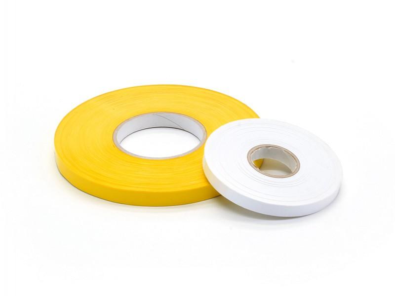 3329DUBBEL - Vinyl tape + papier geel 9/66