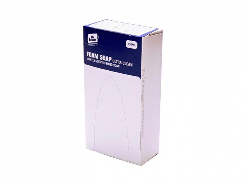 401797 - Foam Zeep licht geparfumeerd 800 ml 6 stuks