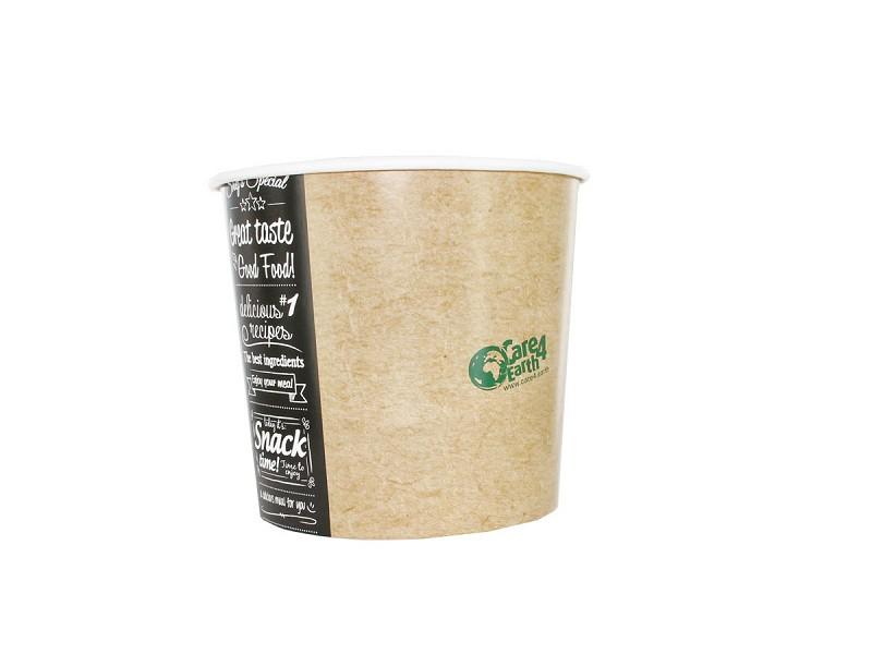 78716 - Kartonnen buckets 2,3 ltr Good Food
