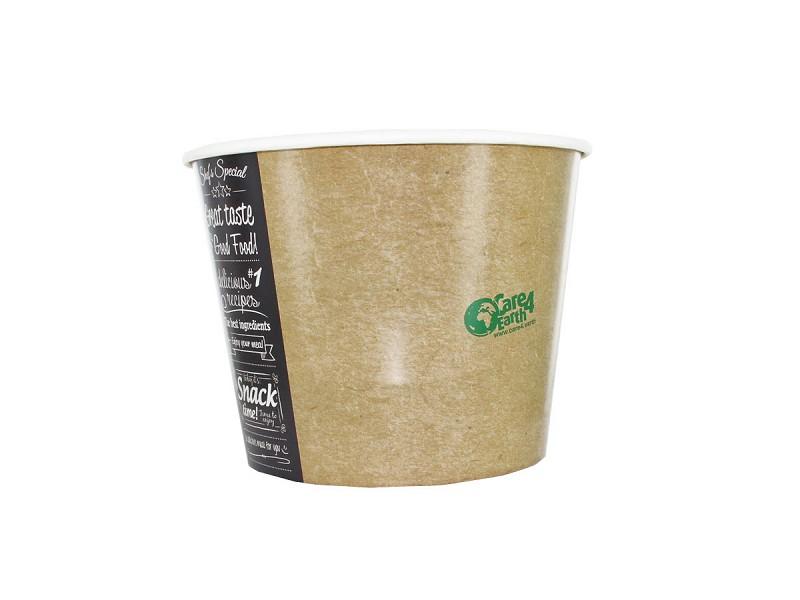78717 - Kartonnen buckets 3,6 ltr Good Food