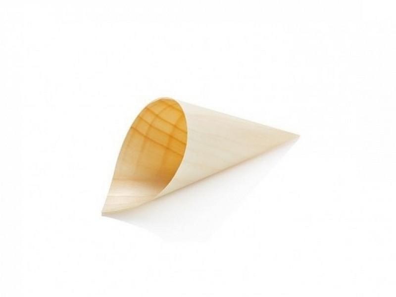 80321 - Bamboe cones 8 x Ø 3 cm