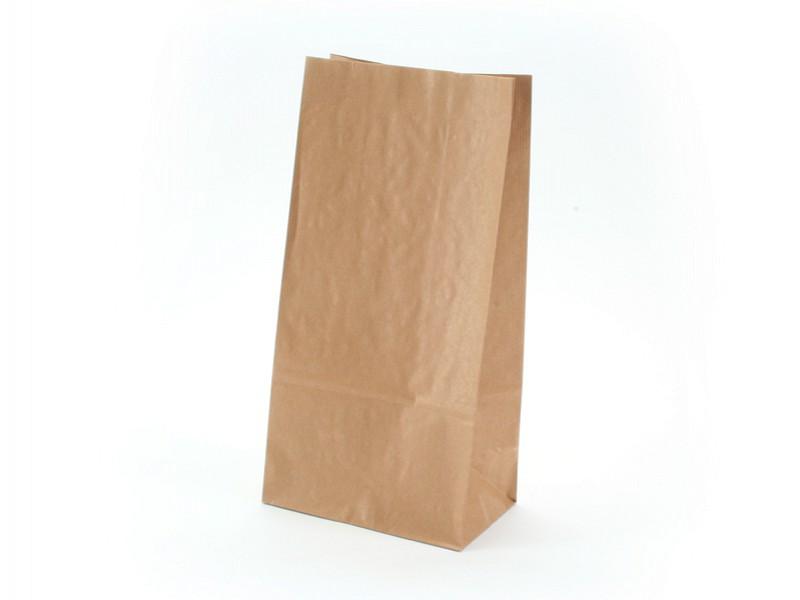 870061 - Papieren blokbodemzakken 18 + 11 x 35,5 cm
