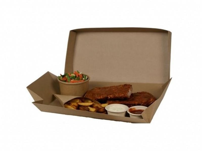 922.2687 - Kartonnen menuboxen 30 x 16 x 8 cm