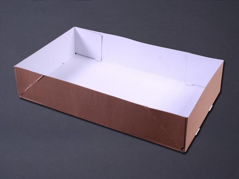 9403530 - Vleesdoos, Bodem. 48,8 x 28,8 x 10 cm