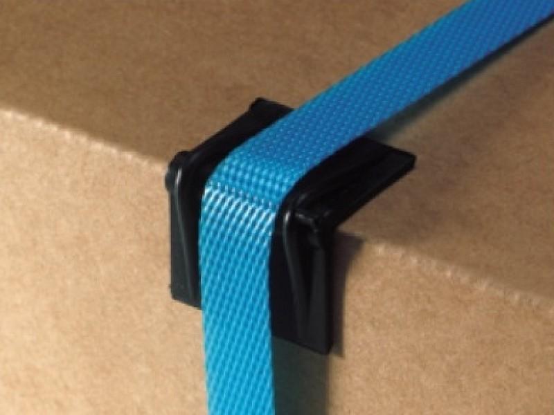 970475 - Plastic hoekbeschermers tbv omsnoeringsband