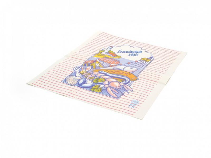 980552 - Edelpack vellen Smakelijk Vers 32 x 40 cm