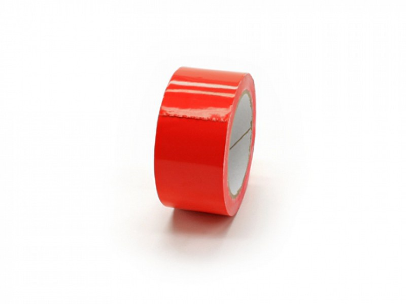 9902985 - Tape 50 mm x 66 m Rood