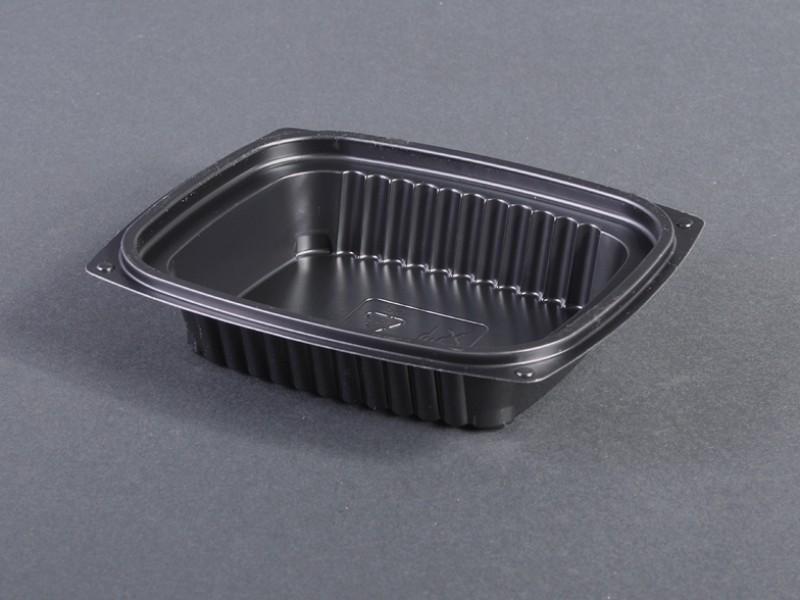 991902 - PS tray zwart 240 ml
